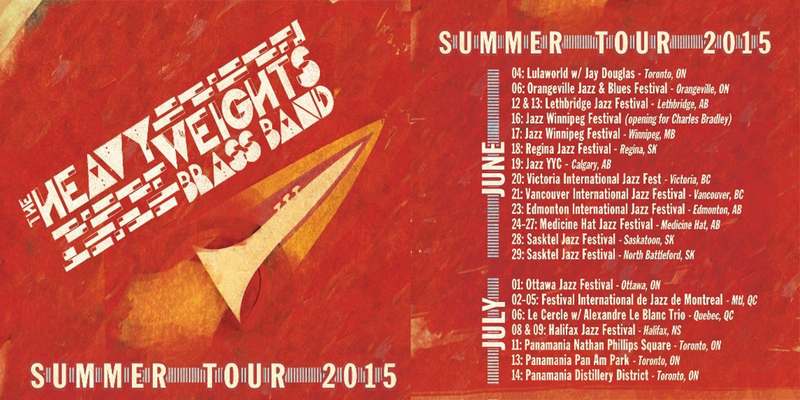 Heavyweights Tour 2015