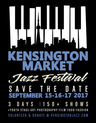 KensingtonJazz Poster
